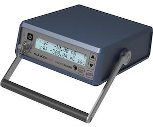MAX 4000 Plus Electrometer