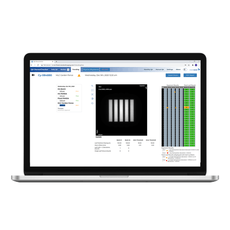Qasc software mlc 1400